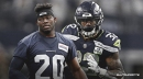 Seahawks RB Rashaad Penny 'falling further' behind Chris Carson