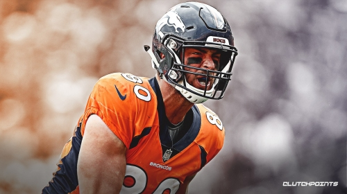 Report: Broncos' Jake Butt expected to be full participant in team drills