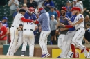 Texas Rangers lineup for August 21, 2019