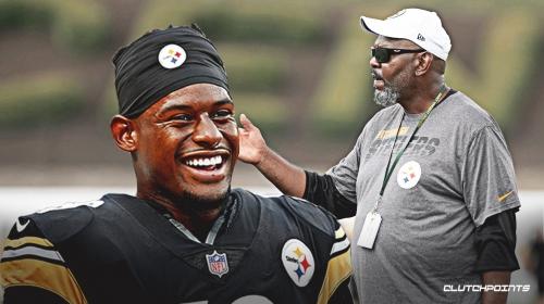 Steelers WR JuJu Smith-Schuster to wear wristbands in memory of Darryl Drake