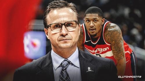 Wizards coach Scott Brooks lauds Bradley Beal's improvement, calls him 'a big winner'