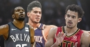 Nets star Kevin Durant fires back, defends Suns' Devin Booker, Hawks' Trae Young on open-run double-teams