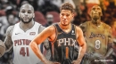 Jameer Nelson says Devin Booker 'reminds me of a young Kobe,' thinks he should accept double-teams in offseason as a challenge