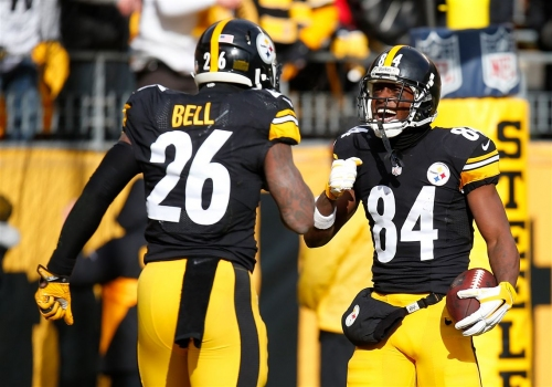 Le'Veon Bell doesn't 'really agree' with Antonio Brown skipping practice