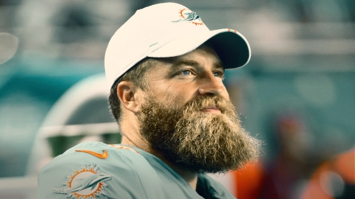 Dolphins QB Ryan Fitzpatrick opens up about having starting job for Miami
