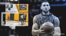 Sixers video: Ben Simmons debuts stepback 3-pointer in pick-up game