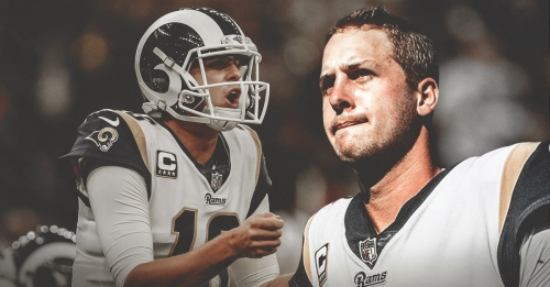 Rams QB Jared Goff discusses his feelings on not playing in the preseason