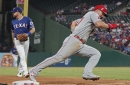 Angels blow lead and lose to Rangers in walk-off fashion again