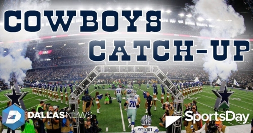 DeMarcus Lawrence is on track for a Week 1 return, Connor Williams' rising star and more — Your Cowboys Catch-Up