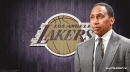 Stephen A. Smith thinks the Lakers' biggest issue is the Clippers