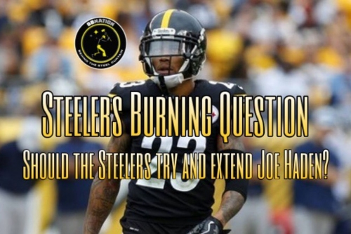 Podcast: Should the Steelers have Joe Haden's extension as a priority?