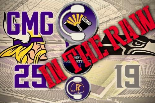 Vikings vs Seahawks – GMG In The Raw!