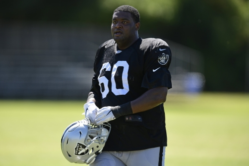 Raiders' Anthony Rush, other bubble candidates must show big in Canada