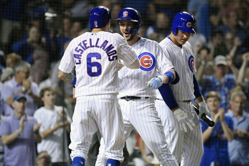 Cubs 12, Giants 11: Kris Bryant saves the day