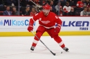 Justin Abdelkader Fighting to Stay on Detroit Red Wings