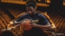 Pacers' Victor Oladipo says you 'can't rush these things' when discussing knee rehab