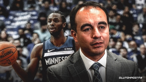 Gersson Rosas says Andrew Wiggins has 'got to be a main contributor' for Timberwolves
