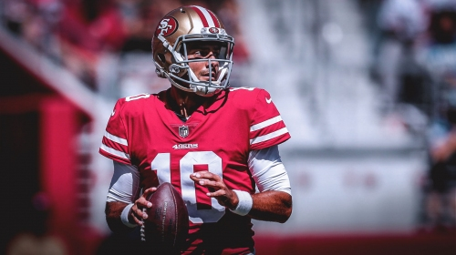 49ers news: San Francisco planning extensive preseason playing time for Jimmy Garoppolo