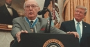 Legend Bob Cousy receives Medal of Freedom, calls Donald Trump 'the most extraordinary president in my lifetime'