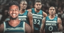 Timberwolves may sign more than 15 guaranteed contracts to create competition