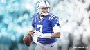 Colts QB Jacoby Brissett has every right to have 'all the confidence in the world' says Eric Ebron