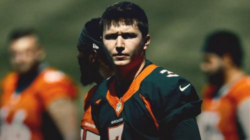 Broncos news: Drew Lock could start rookie season on IR
