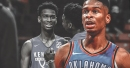 Thunder's Shai Gilgeous-Alexander knows he has to get 'stronger' and become a better shooter