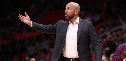 NBA Rumors: Coach Jason Kidd Shares His Insight On Lakers Superstar Anthony Davis