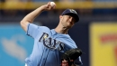 Rays at Orioles lineups, looking for another win
