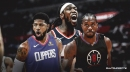 Montrezl Harrell found out Clippers got Kawhi Leonard, Paul George like everyone else did