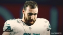Lions news: Frank Ragnow carted off the field with right leg injury
