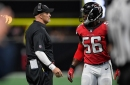 Falcons linebackers Jermaine Grace and Duke Riley make big impressions against Washington