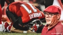 Bucs' Bruce Arians says Blaine Gabbert's shoulder injury is 'not as serious as it looks'