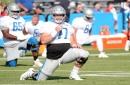 Detroit Lions' Frank Ragnow avoids serious injury, suffers 'minor' ankle sprain