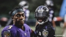 REPORT: Ravens QB Robert Griffin III still expected back for Week 1