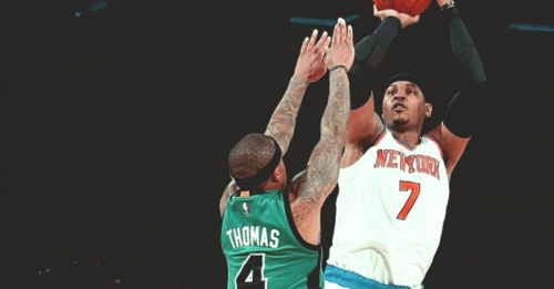 Wizards' Isaiah Thomas says Carmelo Anthony should be on a team right now