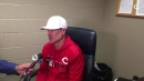Manager David Bell discusses Alex Wood's start, Cincinnati Reds' 14-0 loss to Pirates
