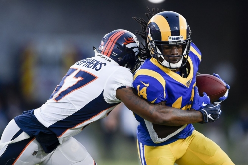 Broncos offense sputter in the second half as they fall 10-6 on the road to the Rams
