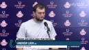 Andrew Luck walks away from football, Colts