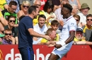 Chelsea vs Norwich: Setbacks spur me on, says Tammy Abraham after opening Chelsea account in style