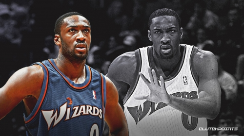 Gilbert Arenas laments being known for the 'locker room gun thing'