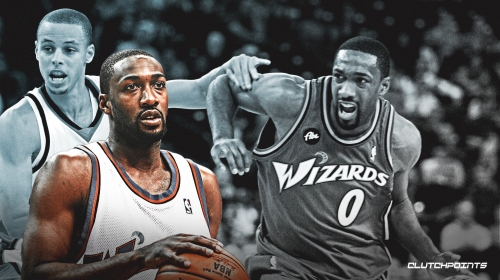 Gilbert Arenas has never watched play that derailed his career