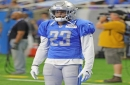 Lions' Darius Slay happy for Damon Harrison's new contract. Is his payday next?