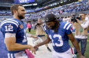 T.Y. Hilton on Andrew Luck retiring: 'Every time I think about it, tears start to flow'