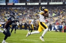 JuJu Smith-Schuster and James Washington TDs examples of how to take advantage of blown coverage
