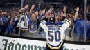 How Jordan Binnington created a top 5 Stanley Cup party