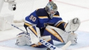 Why Binnington is 'comfortable for now' with two-year contract
