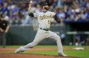 'Nights like that is why you have a guy like him': Mike Fiers solidifies role as most consistent Athletics starter in win over Kansas City