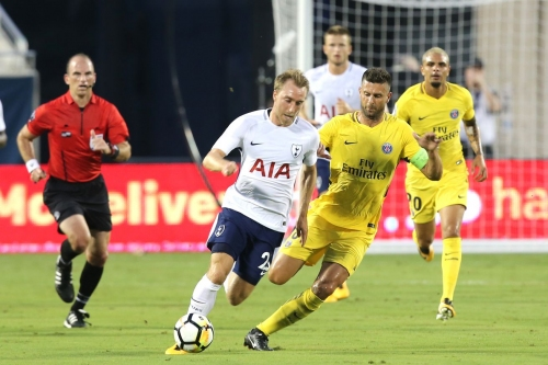 Christian Eriksen emerging as potential late target for PSG