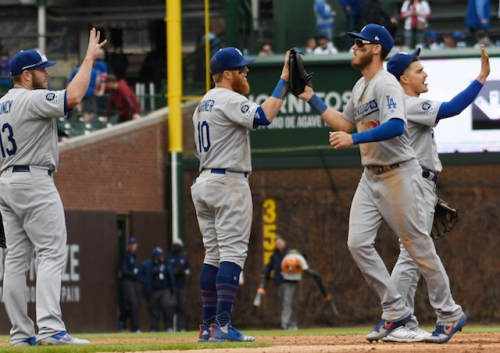 Dodgers Near Lock To Surpass Win Total Posted Before Opening Day Of 2019 MLB Season